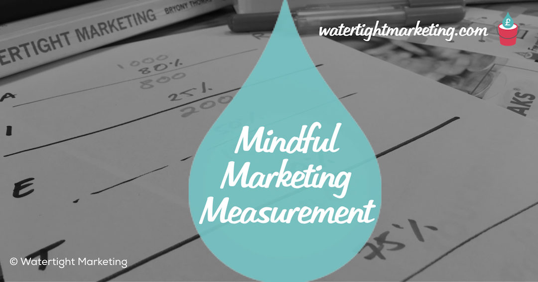 Is your marketing measurement meaningful?
