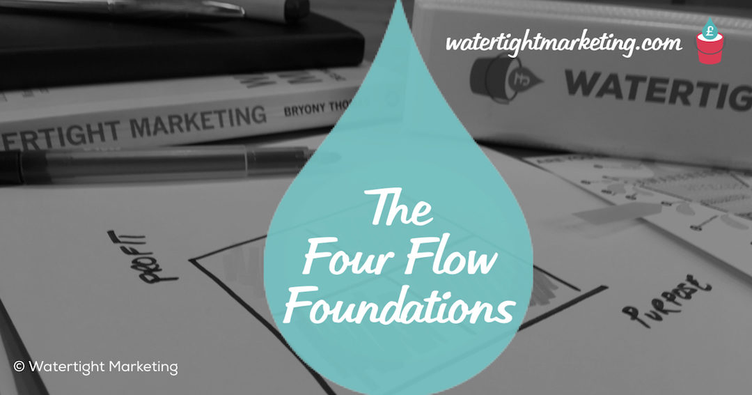 The Four Foundation Leaks