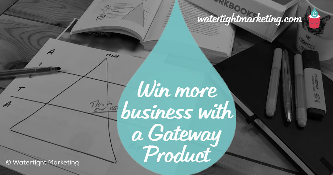 How to incorporate a Gateway Product to win more business