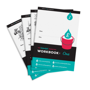 Watertight Marketing Workbooks