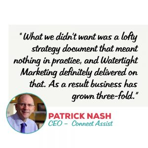 Patrick Nash recommends Watertight Marketing
