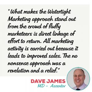 Dave James recommends Watertight Marketing