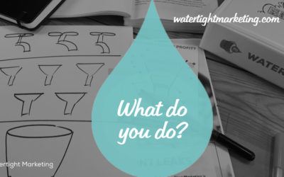 The 3 Cs of What you do – clarity, consistency and context