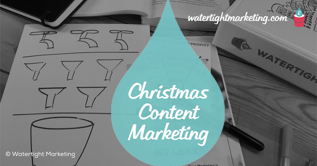 Christmas content marketing tips from the experts