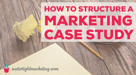 study case marketing mix