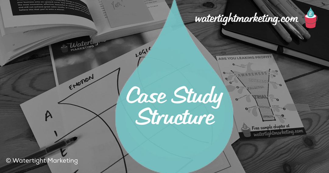 How to structure a marketing case study