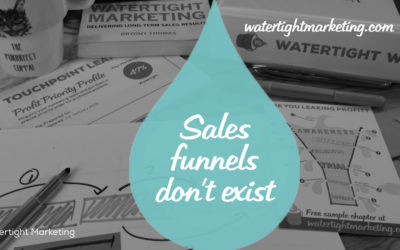 Sales funnels don't exist – a marketing lesson from The Matrix