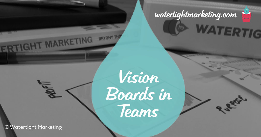 8 practical reasons to create a vision board for your business