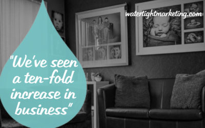 Family photographer sees ten-fold increase in business