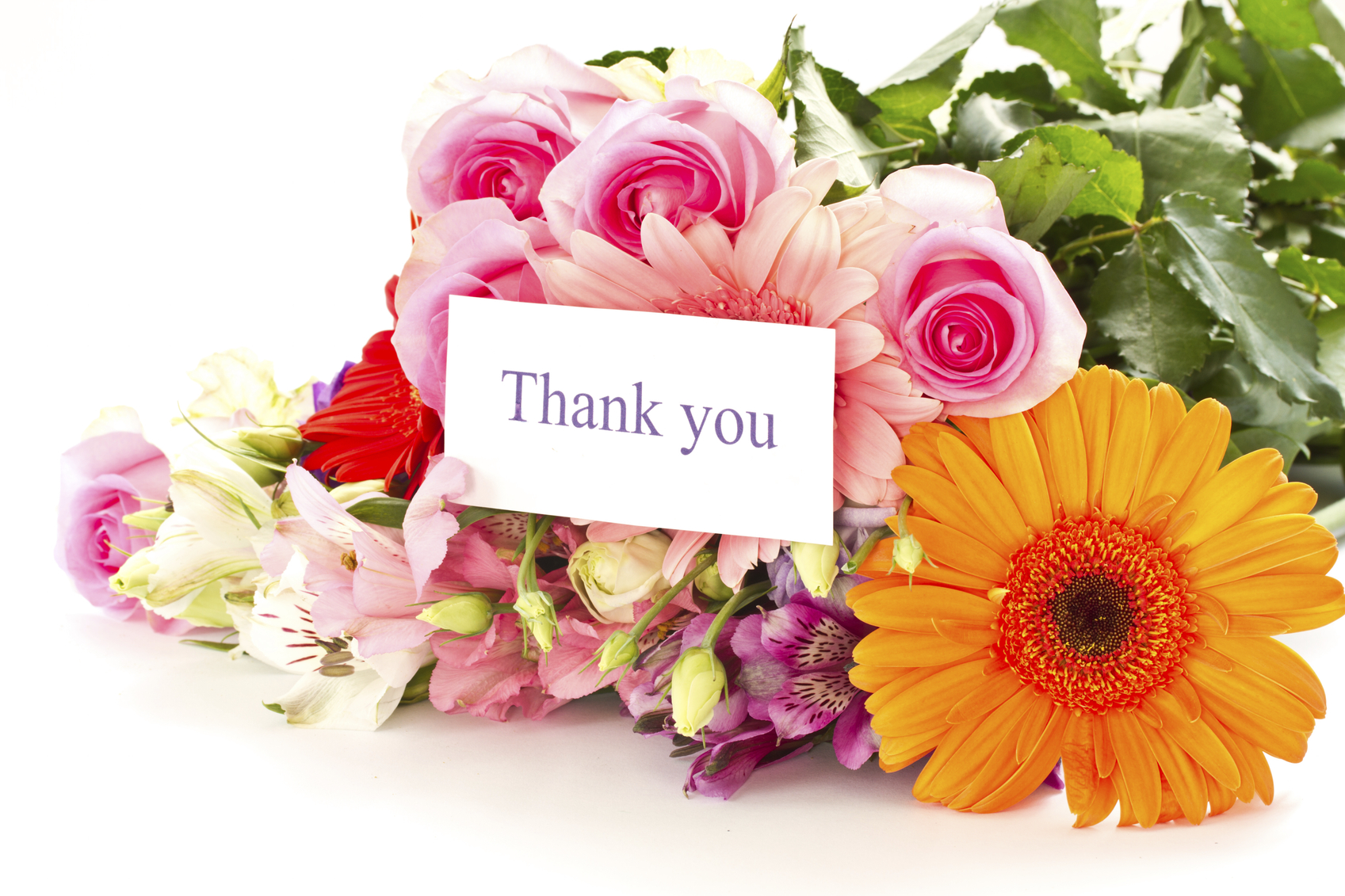 A thank you flower bouquet to illustrate thankfulness watertight a thank you flower bouquet to illustrate thankfulness izmirmasajfo