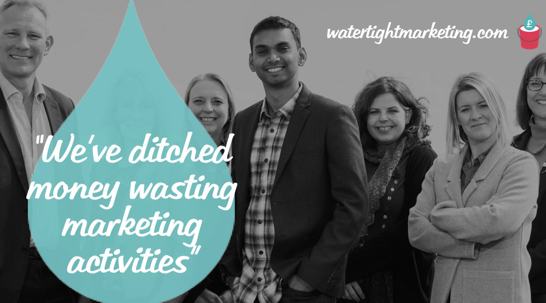 Teacher training business gives top marks to Watertight Marketing