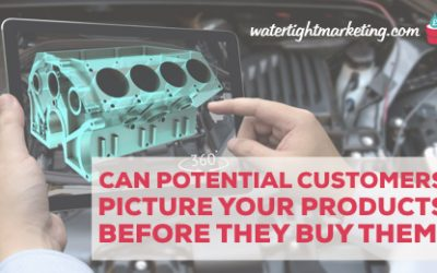 Can your potential buyers picture your products?