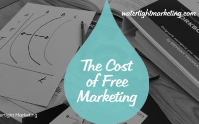 Can you grow a business without spending money on marketing?