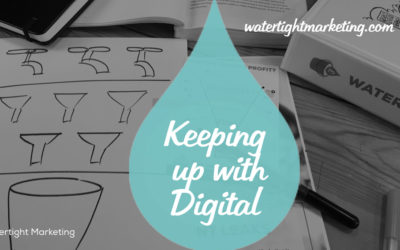 How to keep up with digital marketing