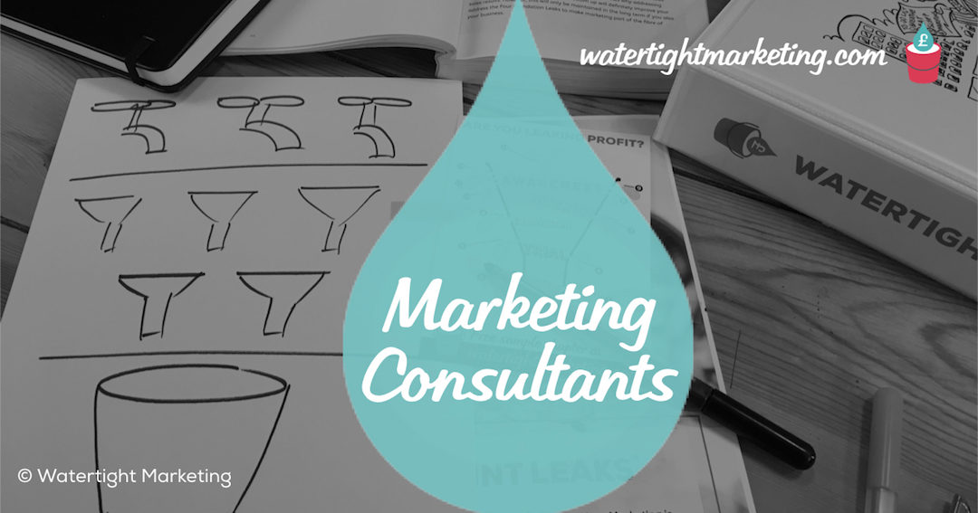 The three types of marketing consultant