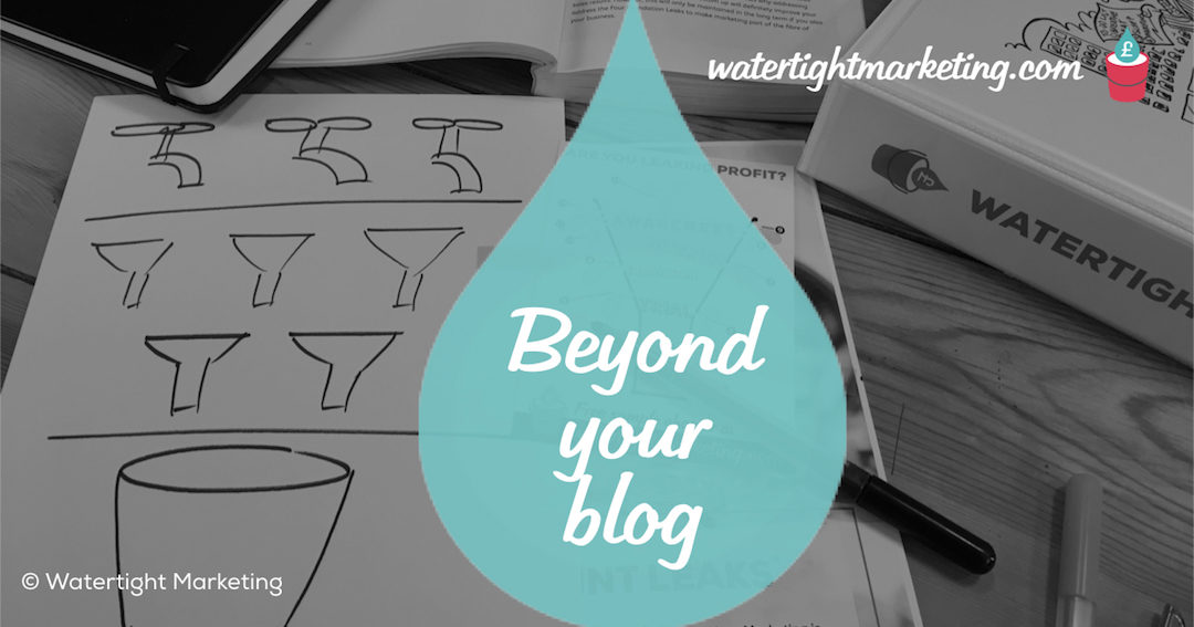 How to move beyond your own blog with guest posts and articles
