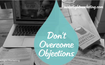 Is it time to Validate Concerns rather than Overcome Objections?