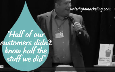 "Josef Elliott: ""Half of our customers didn't know half the stuff we did"""