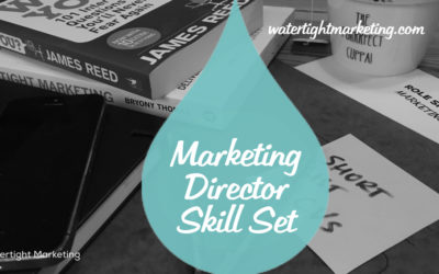 What skills does a marketing director need to be really effective?