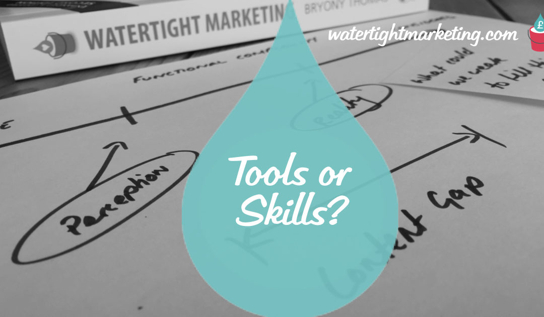 Do you have the tools to match your skills?