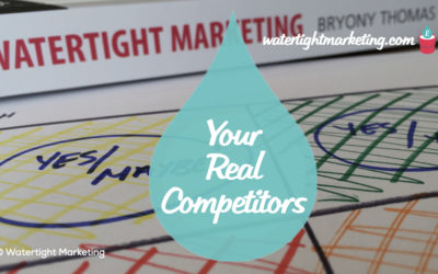Why your direct competitors are often the least important