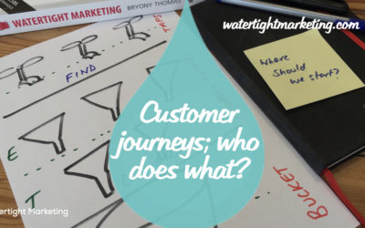 Marketing, sales and service – who does what, when?